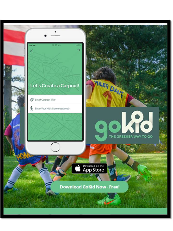 GoKid Home Page